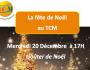 Venez participer au Goûter de Noêl le 20 décembre prochain!