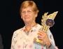 Solange reçoit de la municipalité la Palme de «joueur de l'année»